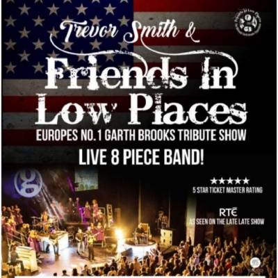 Garth Brooks Show- 22nd February 2020